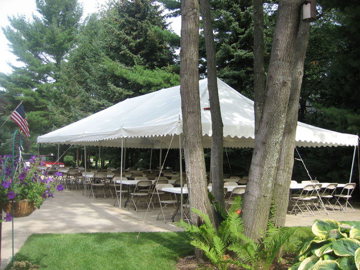 West Michigan Tent Rentals West Michigan Event Tent